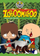 Zoboomafoo (NatureRules1 Version) (1999-2001)- Poster