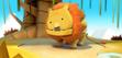 Zoobabu Lion