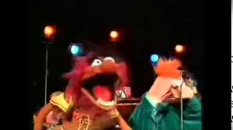 Animal yells at Gaston to be quiet