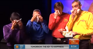 Greg, Jeff, Murray and Anthony's Sad Crying Reaction