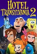 Hotel Transylvania 2 (2015; Davidchannel's Version) Poster