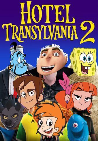 Hotel Transylvania 2 Davidchannel S Version The Parody Wiki Fandom