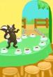 Jumpstart firstgrade the teddy bear tea skunk