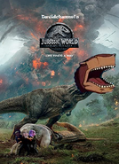 Jurassic World Fallen Kingdom (2018; Davidchannel's Version) Poster