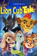 Lion Cub Tale Poster