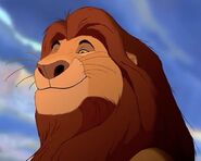 Mufasa in The Lion King (1994)