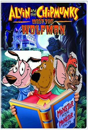 Scooby and The Dogs Meet the Wolfman