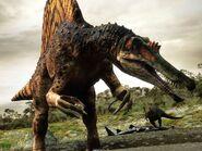 Spinosaurus aegyptius
