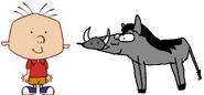 Stanley Meets Warthog
