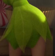 Tinker Bell (Disney Fairies)'s Butt