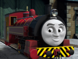 Victor the Busy Engine