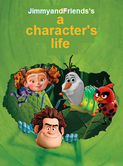 A characters life poster