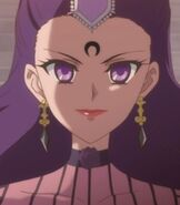 Catzi in Pretty Guardian Sailor Moon Crystal