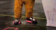 Fozzie has fart shoes