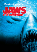 JAWS The Revenge (1987) (Davidchannel's Version) Poster
