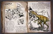 Oviraptor Dossier