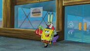 Spongebob is parade plane