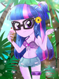 Summertime with Sci-Twi
