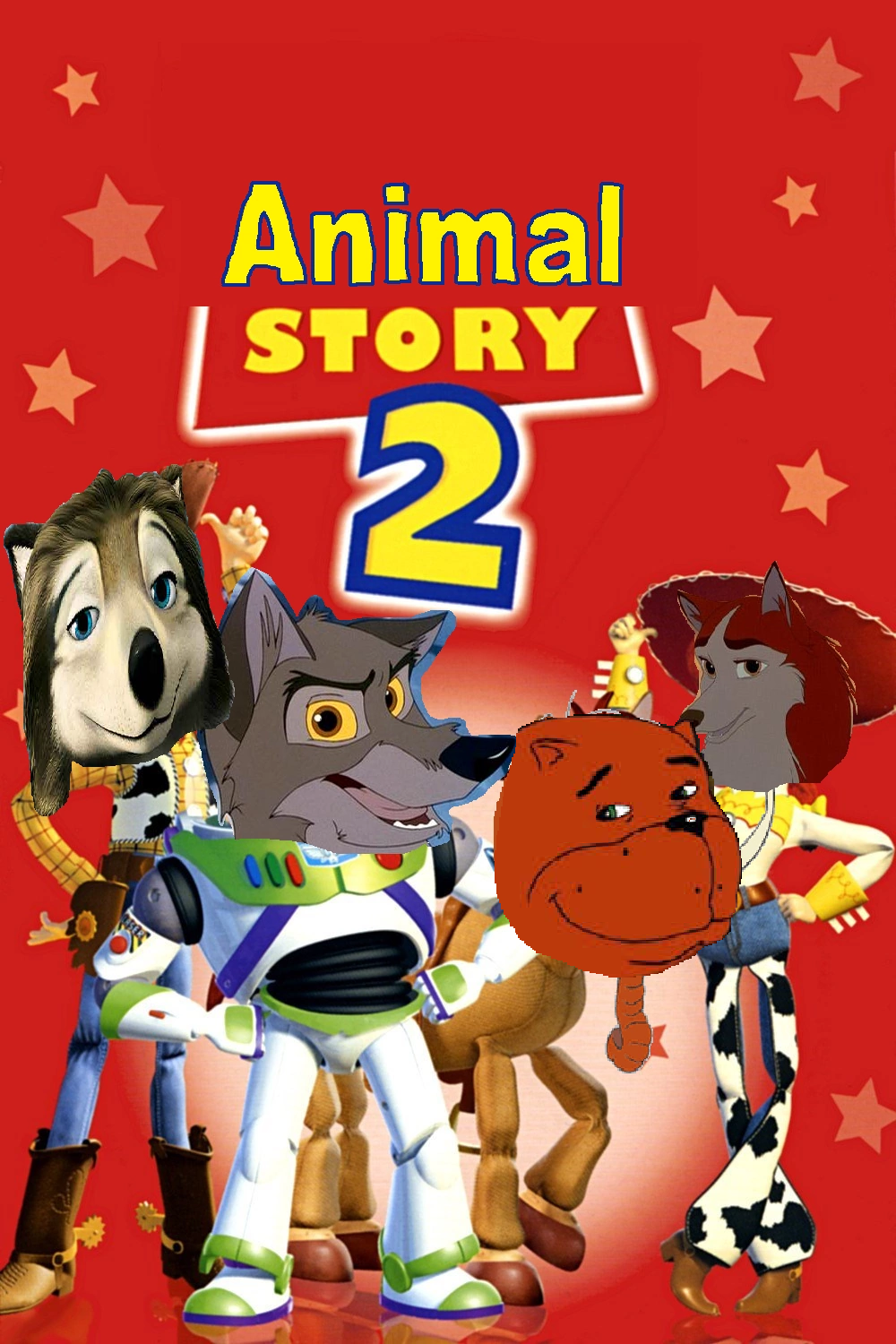 Animal Story 2 (WolfeOmegaGirl)