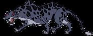 Armor Heartless leopard form therainbowfriends