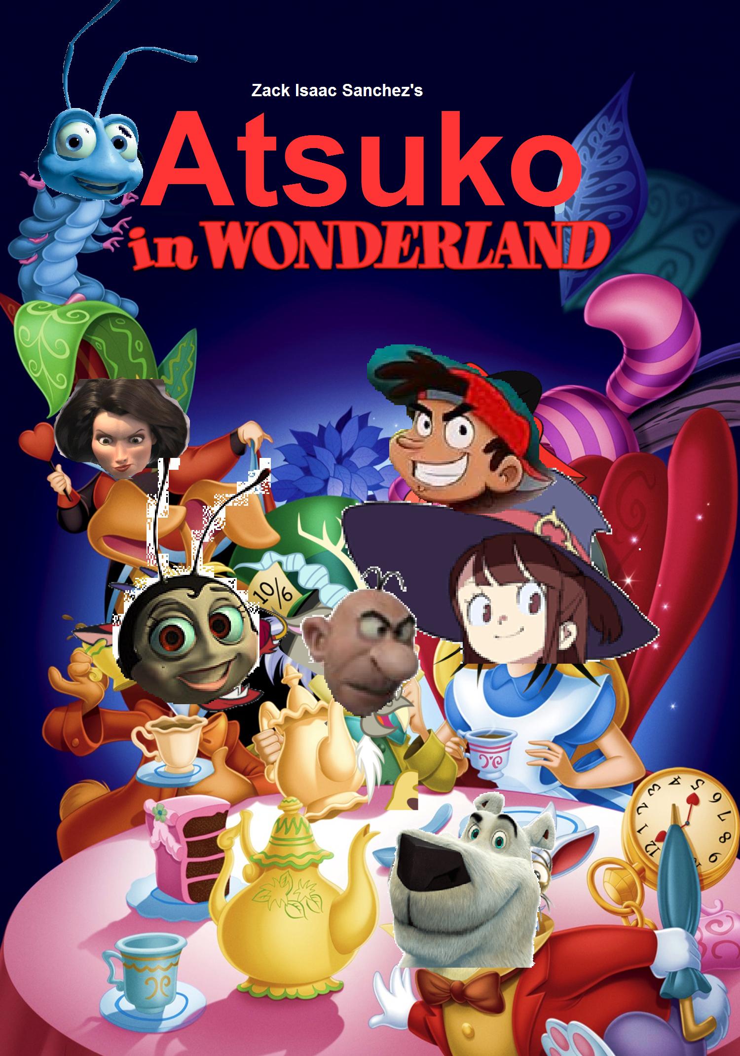 Atsuko in Wonderland