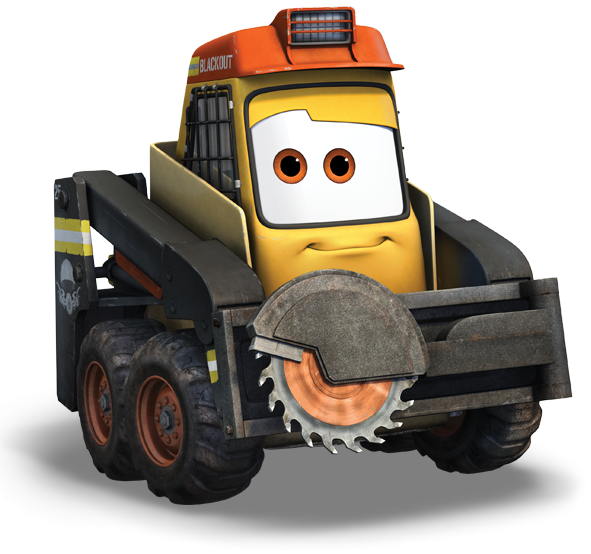 Blackout (Planes: Fire and Rescue)