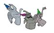 Gargoyles Party