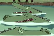 Gravity Falls Alligators