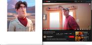 Max Mordon vs Psycho Dad