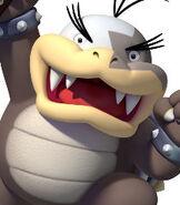Morton Koopa, Jr. in New Super Mario Bros. U