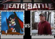 Ratigan vs Psycho Dad