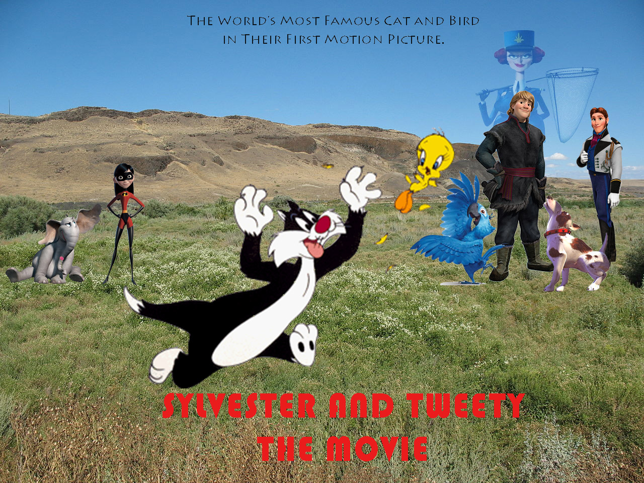 Sylvester and Tweety: The Movie