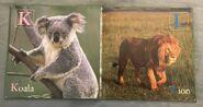 Animal ABC's (World Wildlife Fund) (6)