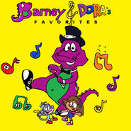 Barney and dora s favorites vol 1 by purpledino100 dcnbt85-pre