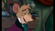 Basil Of The Baker Street in The Great Mouse Detective