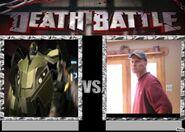 Bulkhead vs Psycho Dad