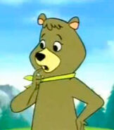 Cindy Bear in Yogi and the Invasion of the Space Bears
