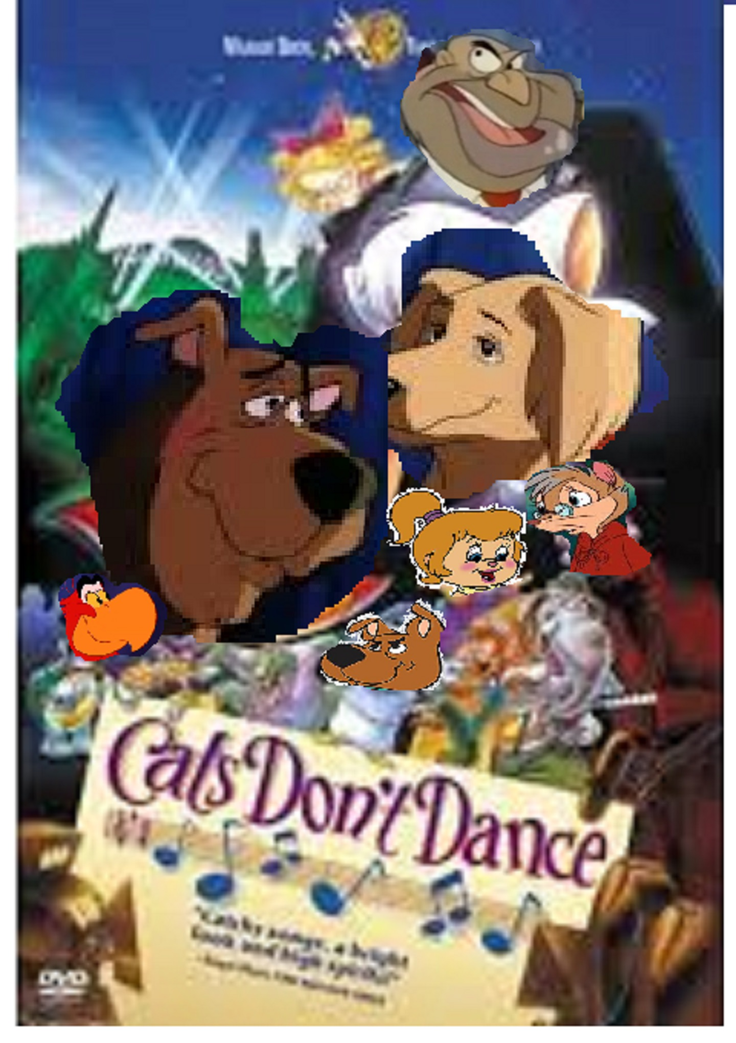 Dogs Don't Dance (4000Movies Style)