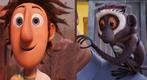 Flint Lockwood and Steve the Monkey