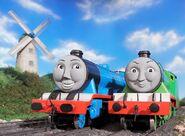 Gordon and Henry
