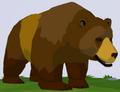 Grizzly Bear WOZ