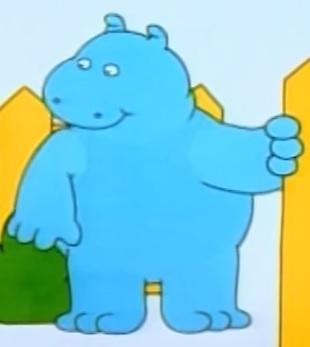 Helen the Hippopotamus