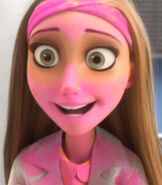 Honey Lemon in Big Hero 6