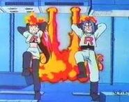 Jessie and James burned up!!!!