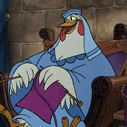 Lady Kluck the Hen