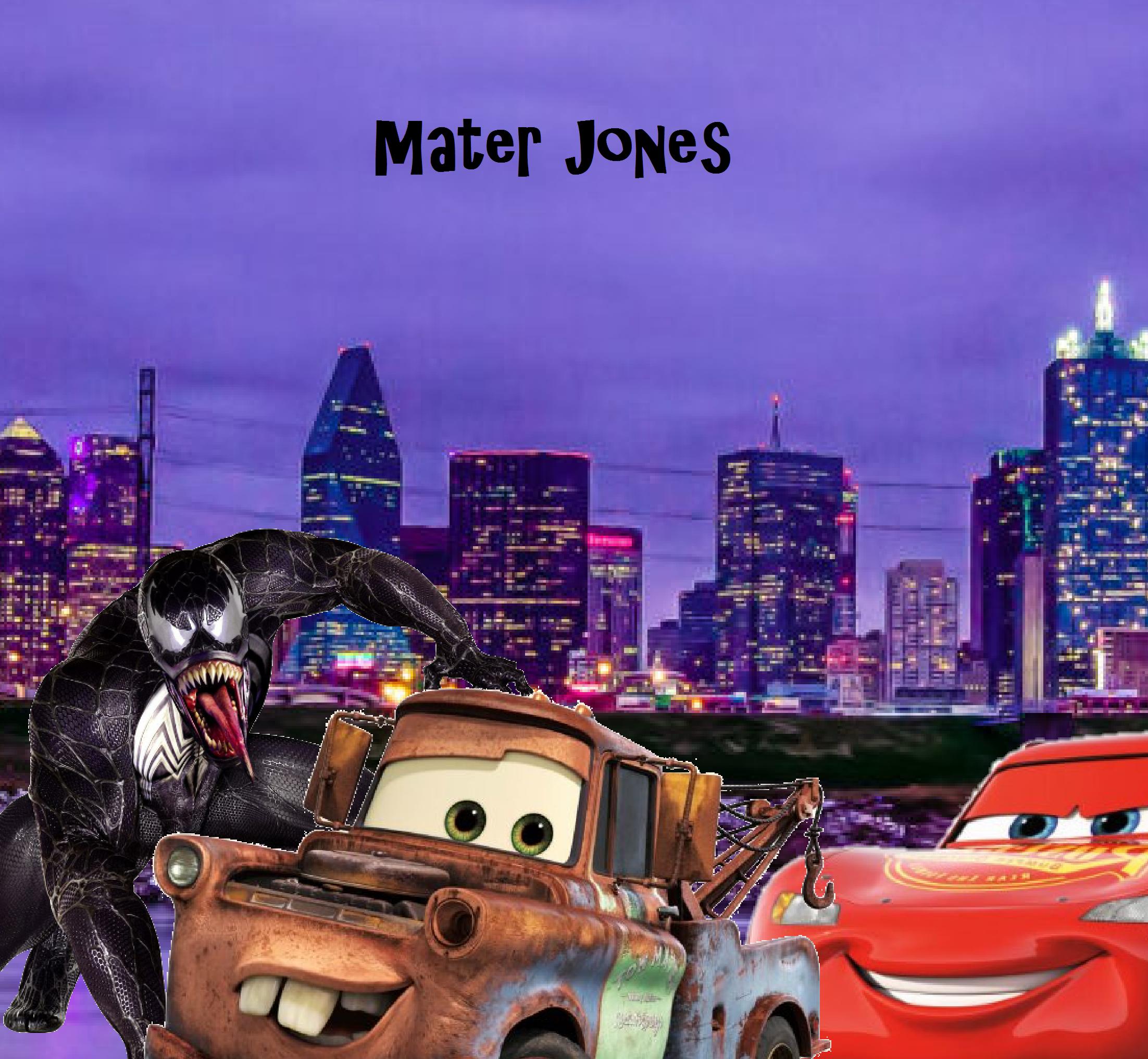 Mater Jones (Osmosis Jones)