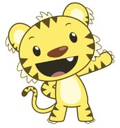 Rintoo the Tiger