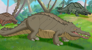 Sarcosuchus imperator (The Land Before Time)