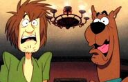 Scooby and Shaggy Gets Shocked