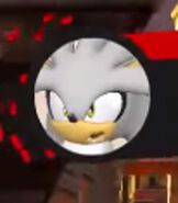 Silver the Hedgehog in Sonic Forces